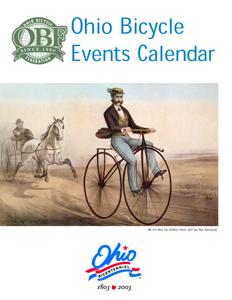 2003 Ohio Bicycle Events Calendar