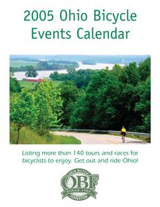 2005 Ohio Bicycle Events Calendar