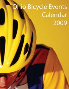 2009 Ohio Bicycle Events Calendar